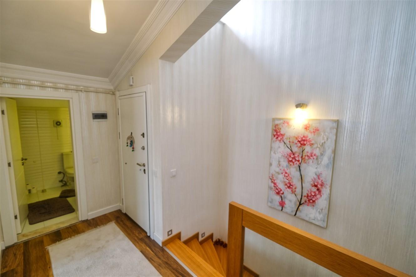 Квартира в престижном микрорайоне Гюрсу Анталья - Фото 24