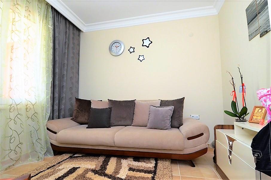 Меблированная квартира 2+1 в посёлке Паяллар по демократичной цене - Фото 14