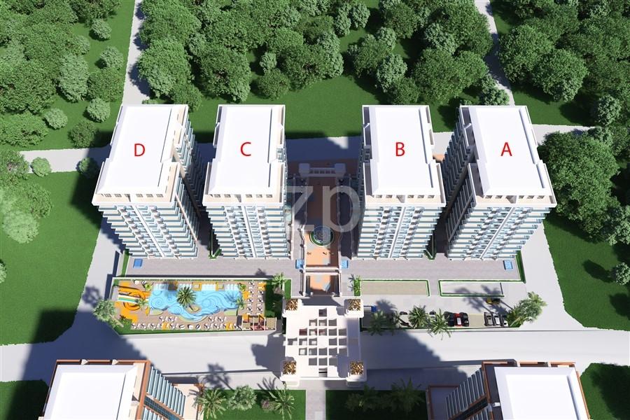 Уникальный комплекс в Махмутлар - Фото 5