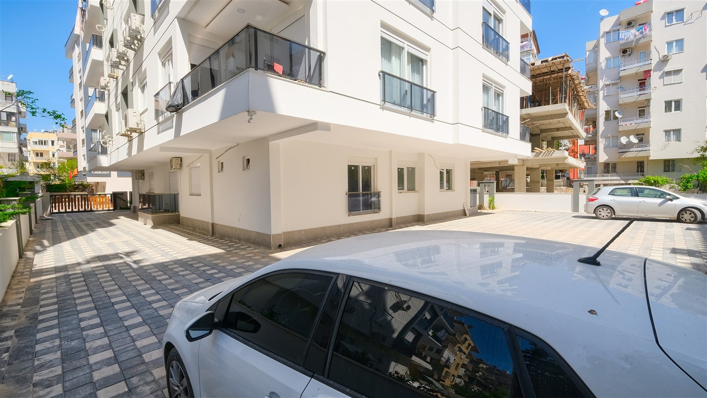 Трёхкомнатная квартира в центре Антальи - Фото 9