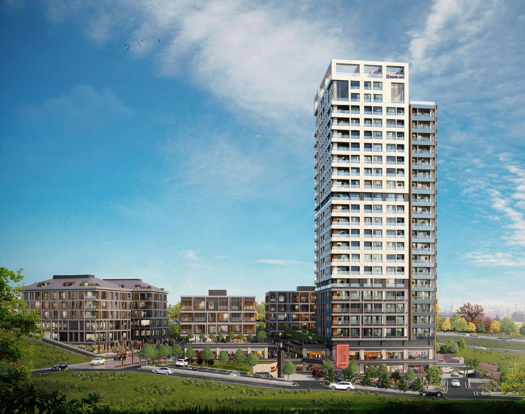 «Умные» квартиры в новом жилом комплексе Стамбула - Фото 14