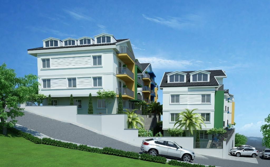 Двухкомнатные квартиры в строящемся комплексе Фетхие - Фото 14