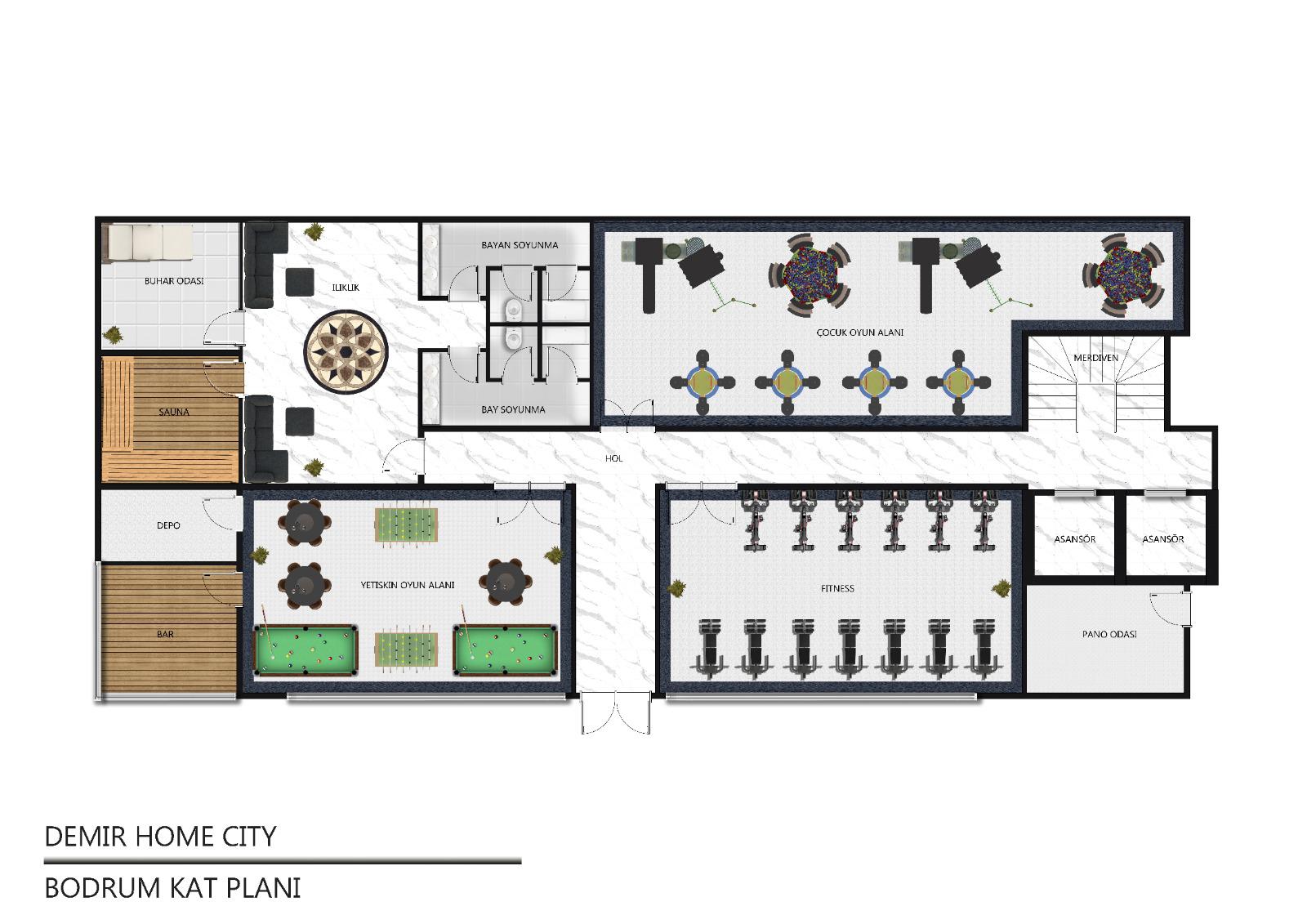 Новые квартиры в центральном районе Аланьи - Фото 20