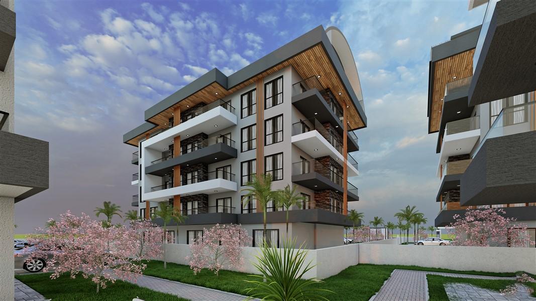 Новый проект жилого комплекса в районе Оба - Фото 6