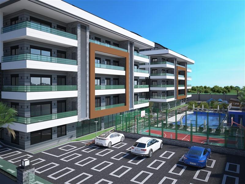 Квартиры в строящемся жилом комплексе район Оба - Фото 18