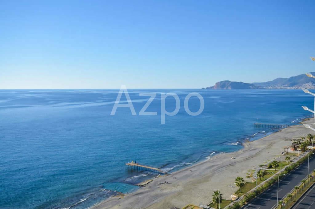 Пентхаус планировки 3+2 с видом на море - Фото 25