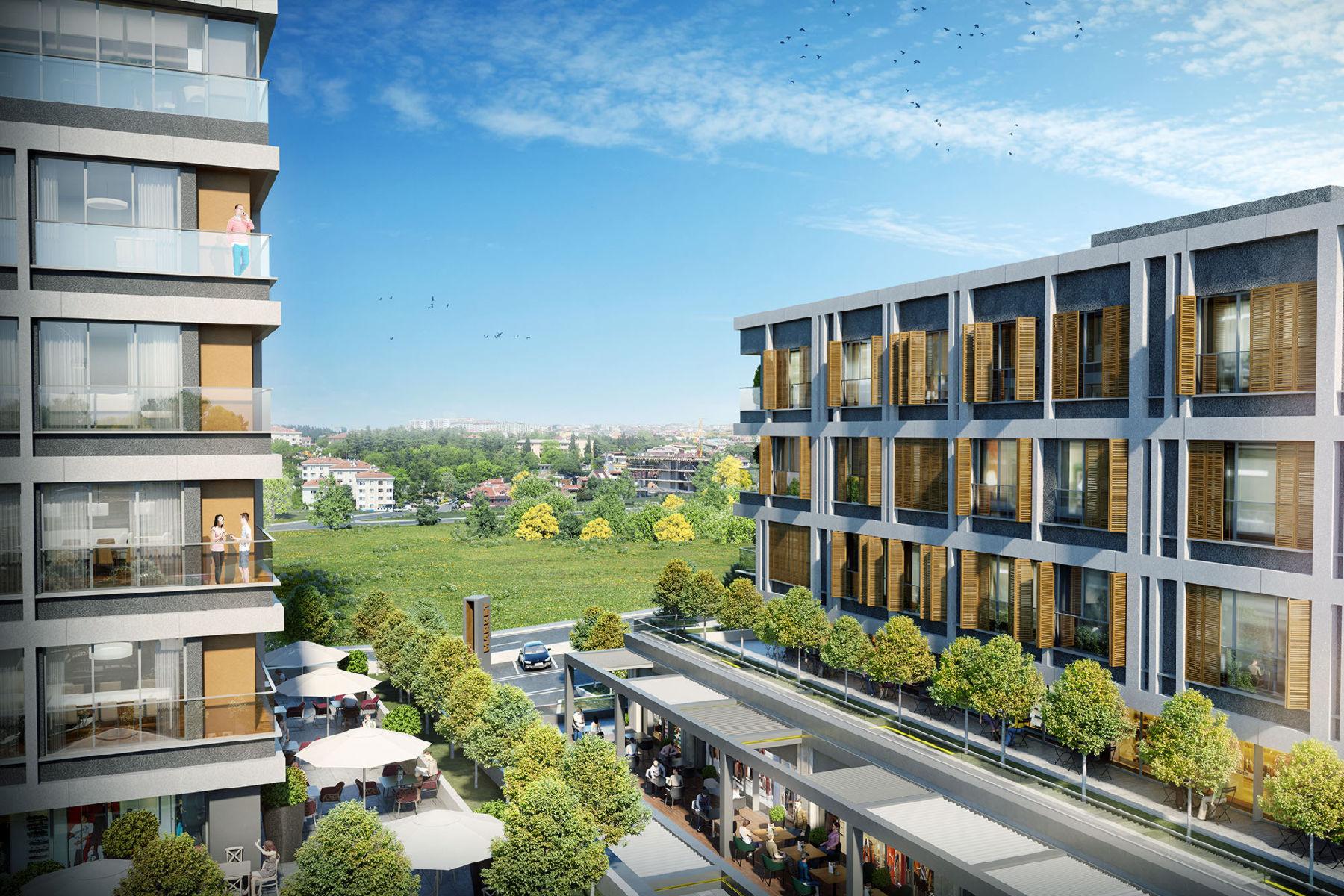 «Умные» квартиры в новом жилом комплексе Стамбула - Фото 12
