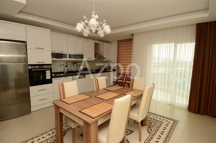 Трехкомнатная квартира с мебелью в Авсалларе - Фото 6
