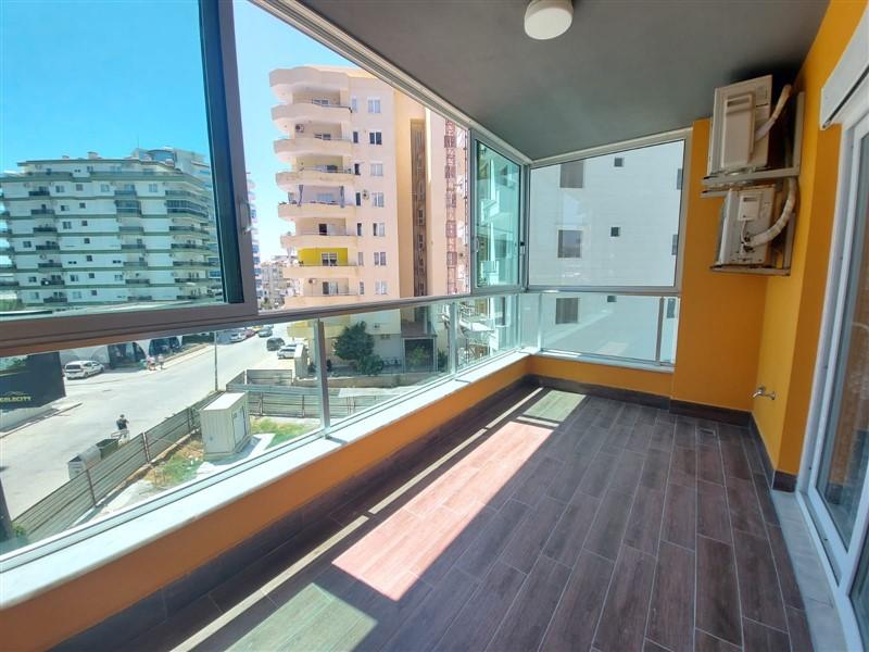 Меблированные апартаменты 1+1 в районе Махмутлар - Фото 14
