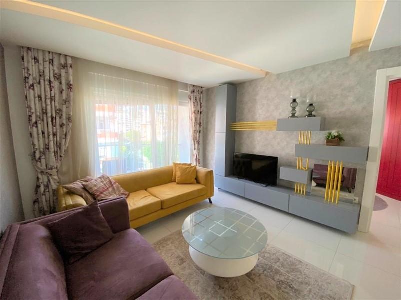 Трёхкомнатная квартира с мебелью в 250 метрах от пляжа Клеопатры - Фото 9