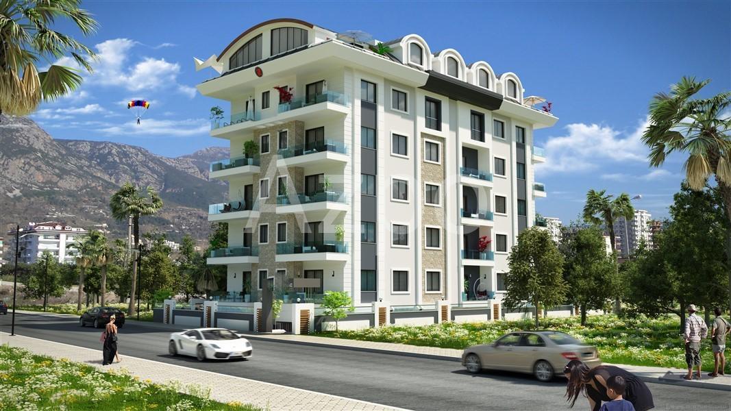 Новый жилой комплекс в районе Махмутлар - Фото 1