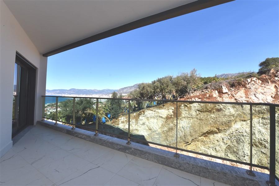 Квартира 2+1 с видом на Средиземное море в Каргыджаке - Фото 18