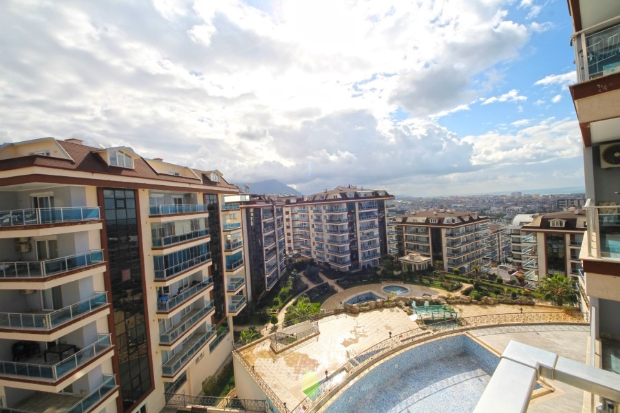 Меблированная квартира 2+1 в комплексе с инфраструктурой отельного типа. - Фото 28