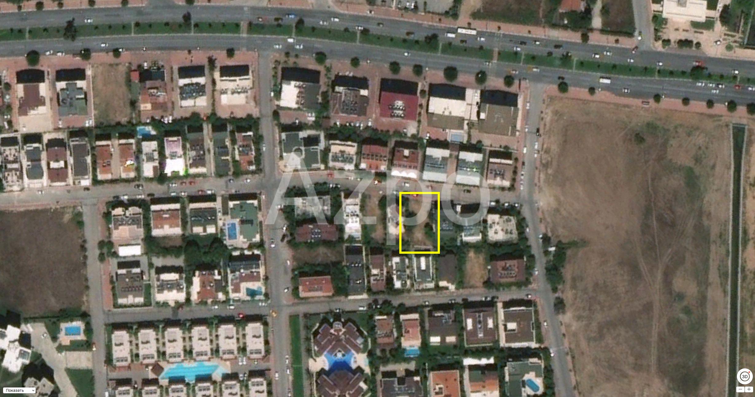 Земельный участок в микрорайоне Арапсую