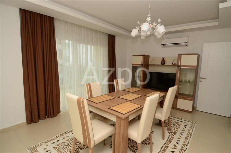 Трехкомнатная квартира с мебелью в Авсалларе - Фото 7