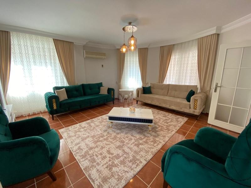 Вилла 3+1 с мебелью в районе Каргыджак - Фото 4