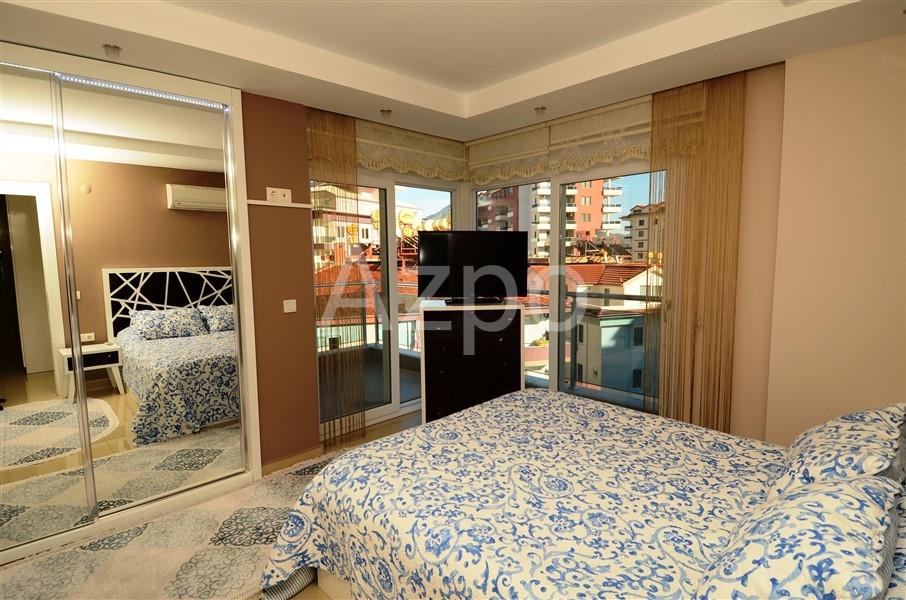 Трехкомнатная квартира с мебелью в Джикджилли - Фото 12