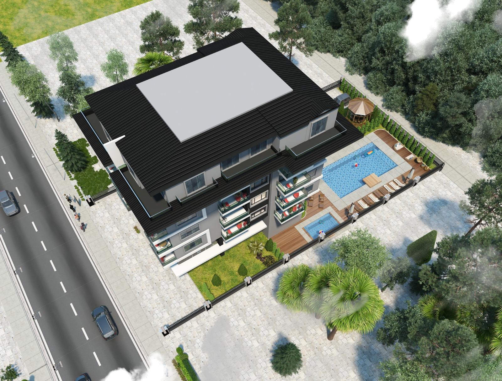 Комфортабельные квартиры в жилом комплексе на этапе строительства - Фото 5