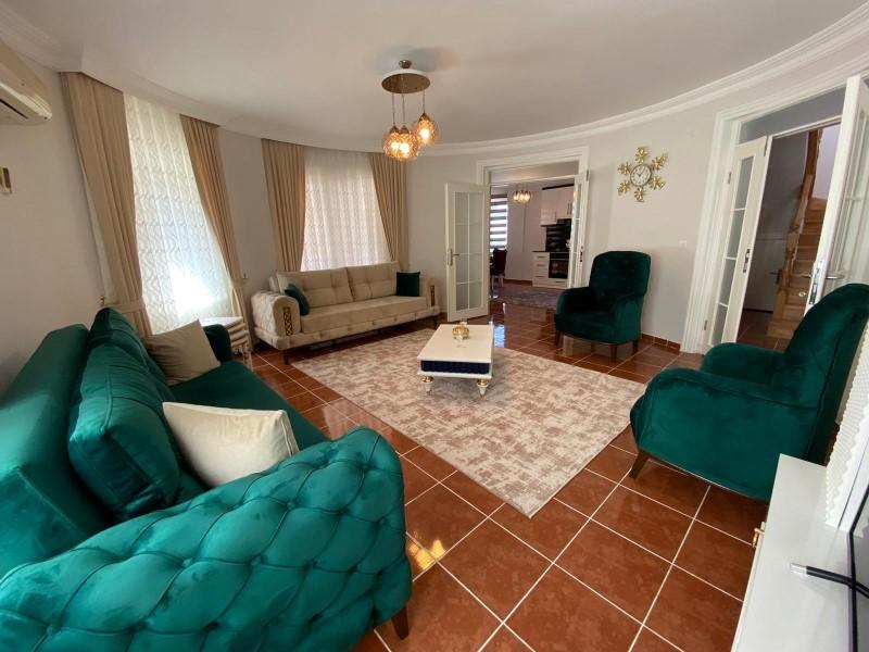 Вилла 3+1 с мебелью в районе Каргыджак - Фото 5