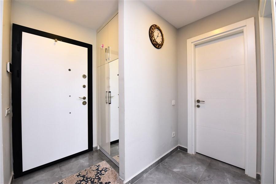 Меблированная квартира 1+1 в районе Махмутлар - Фото 3