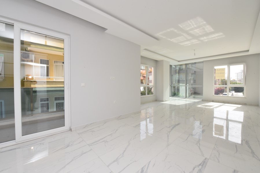 Новая трёхкомнатная квартира в центре Аланьи - Фото 7