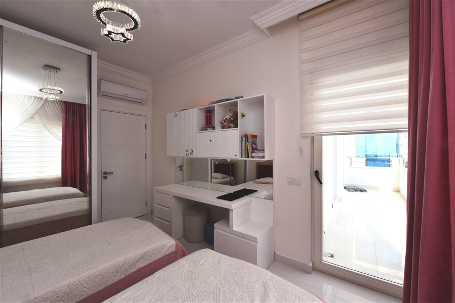 Меблированная квартира планировки 3+1 с видом на море - Фото 28