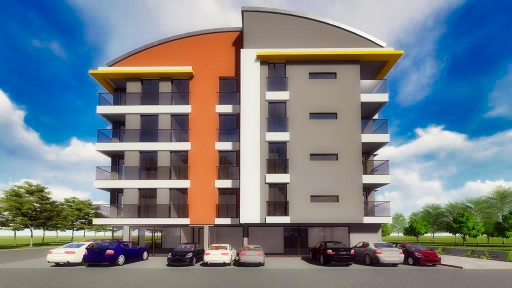 Квартиры в жилом комплексе на этапе строительства - Фото 8