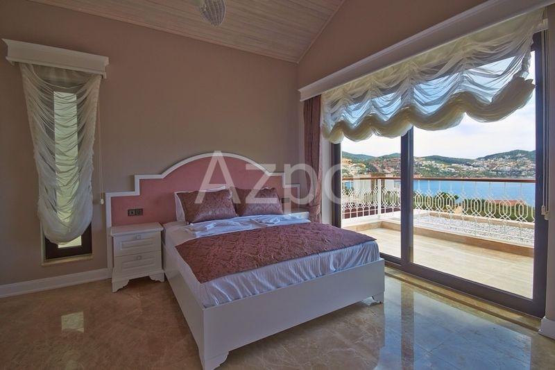 Шикарная частная вилла 4+1 с видом на море Калкан - Фото 21