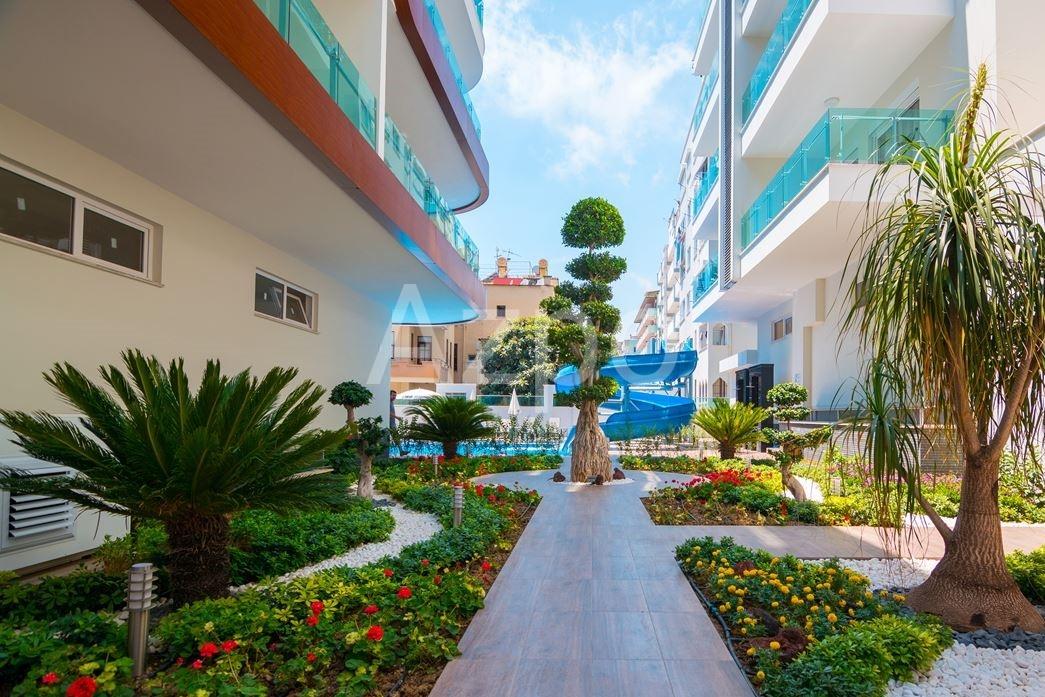 Трёхкомнатная квартира в 250м от пляжа Клеопатры - Фото 4