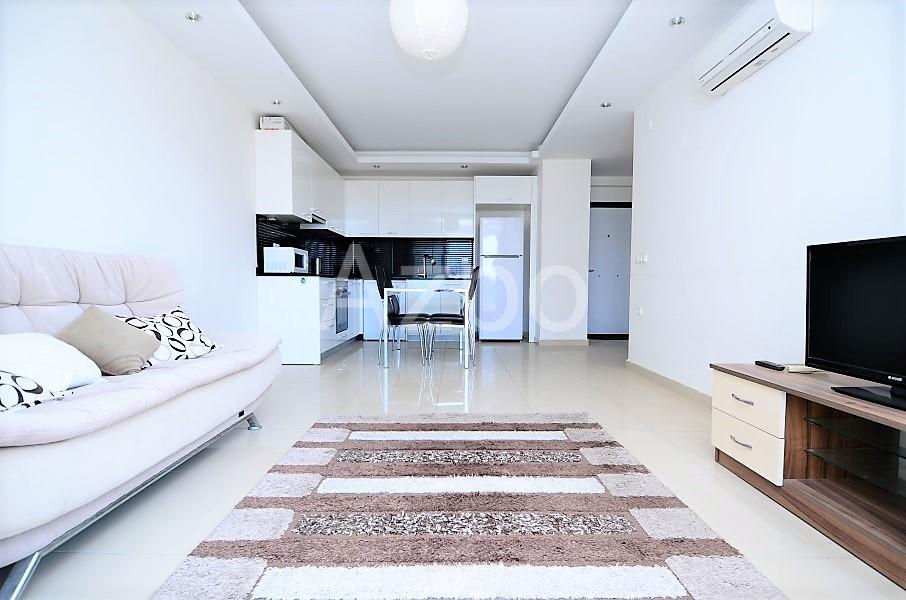 Двухкомнатная квартира с мебелью в Джикджилли - Фото 9