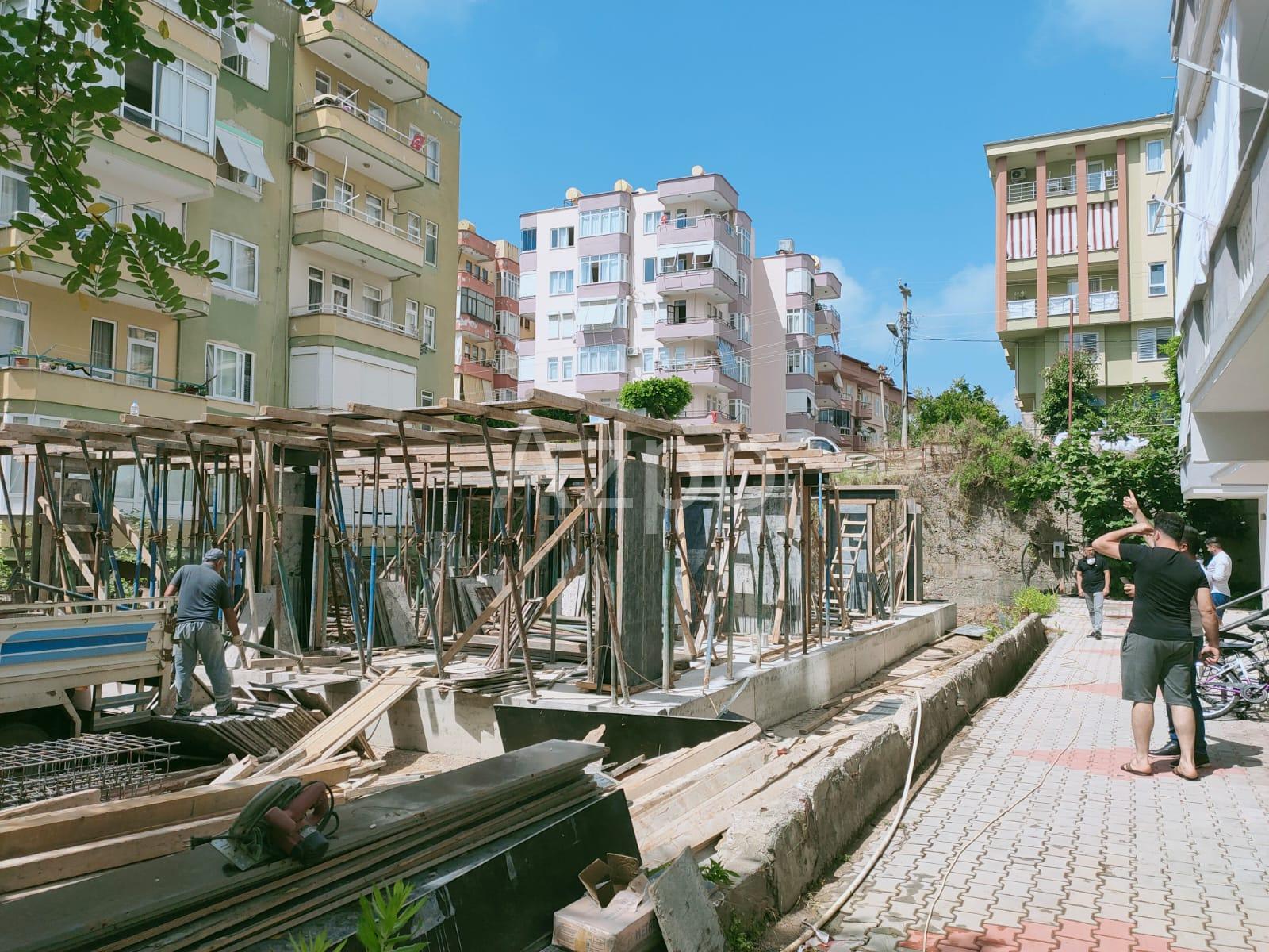 Апартаменты в строящемся комплексе Аланья центр - Фото 4