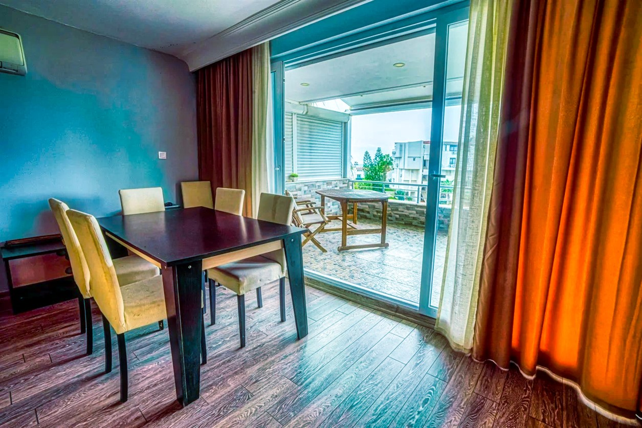 Квартира 2+1 в жилом комплексе у берега Средиземного моря - Фото 20
