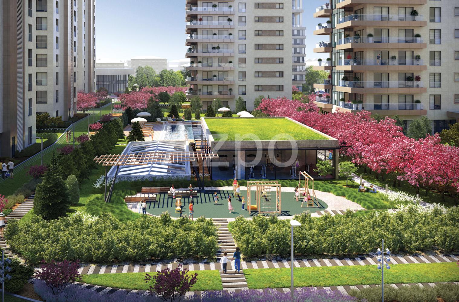 Квартиры в новом жилом комплексе у берега Мраморного моря - Фото 11