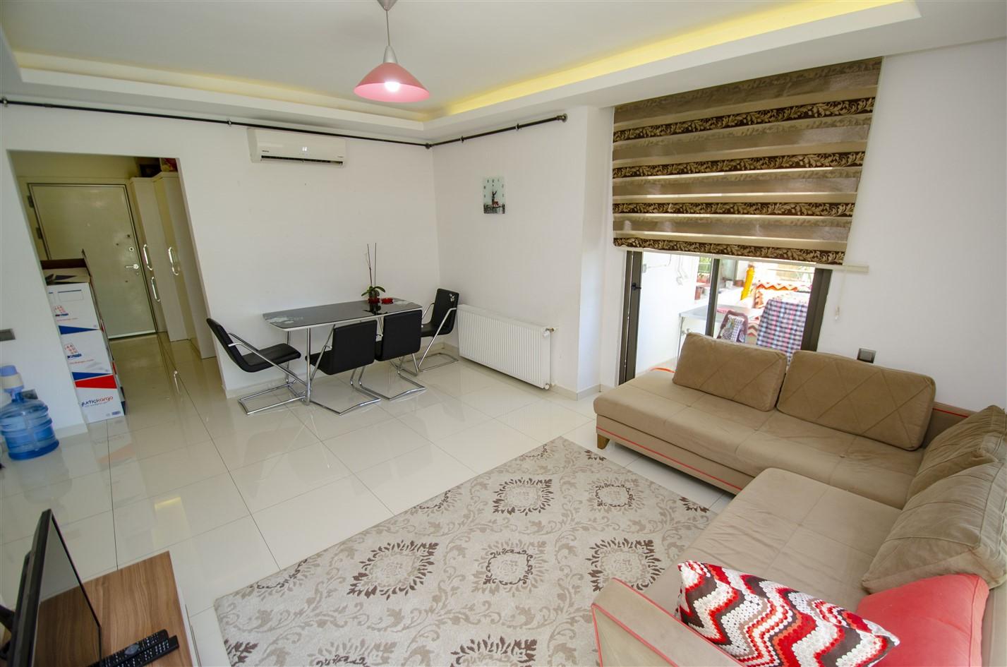 Меблированная квартира 1+1 в районе Коньяалты - Фото 19