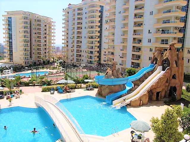 Просторные апартаменты 3+1 в Махмутларе - Фото 1