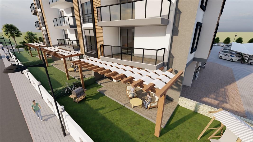 Новый инвестиционный проект в городе Газипаша - Фото 1