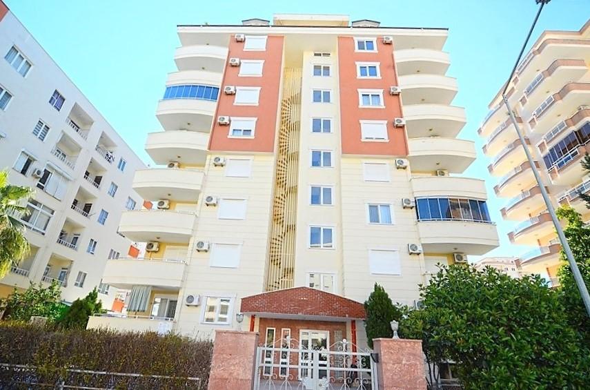 Просторная квартира 2+1 в Махмутларе - Фото 1