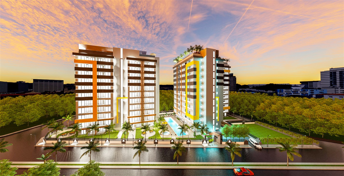 Инвестиционный проект в районе Аксу Анталия - Фото 9