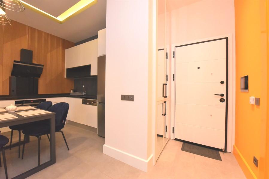 Двухкомнатная квартира с мебелью в районе пляжа Клеопатры - Фото 9