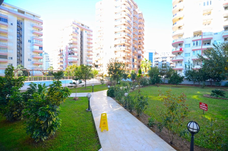 Меблированные апартаменты 2+1 в Махмутлар - Фото 27