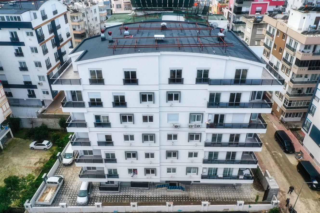 Трёхкомнатная квартира в центре Антальи - Фото 1