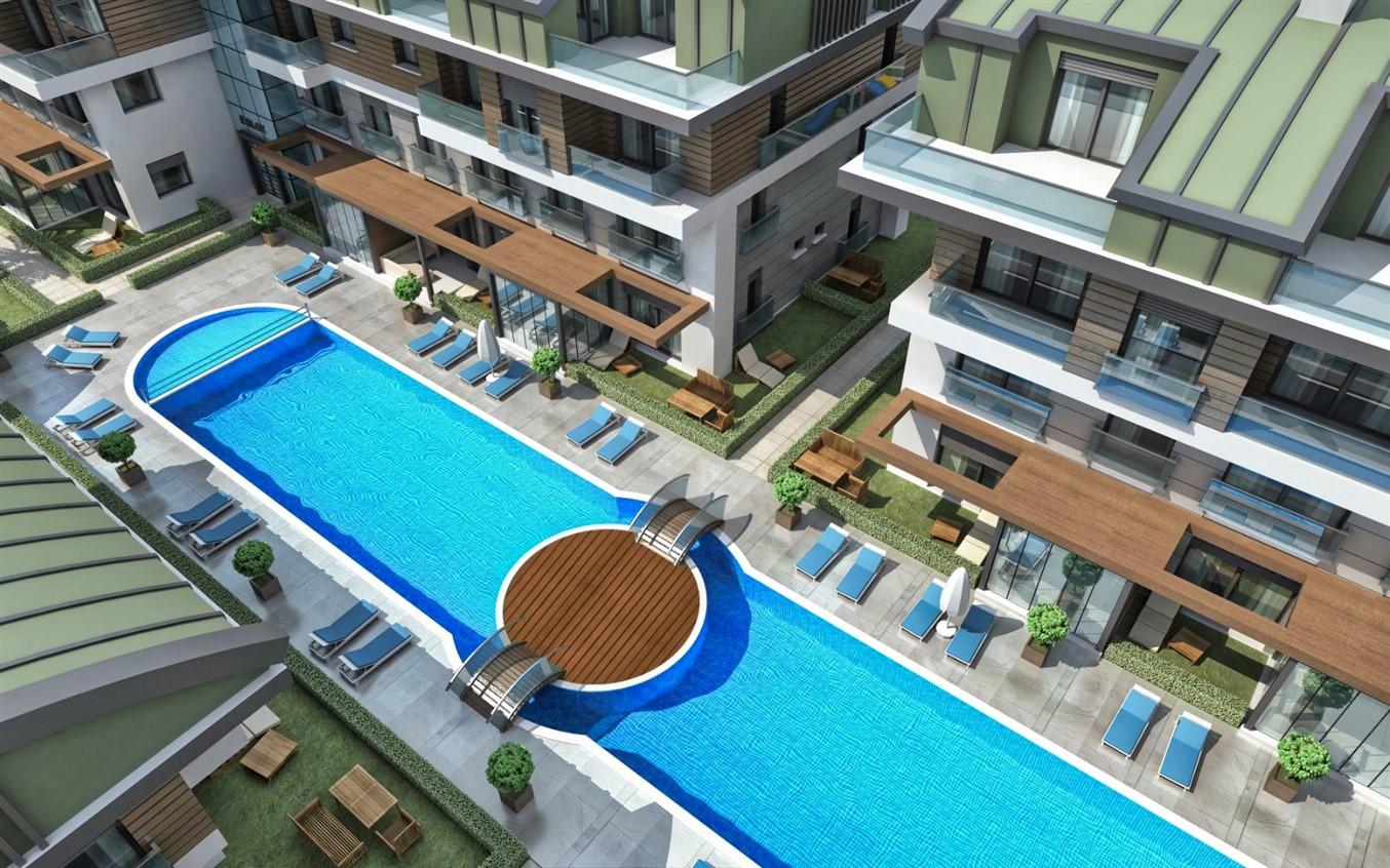 Роскошные квартиры в новом жилом комплексе с инфраструктурой - Фото 10