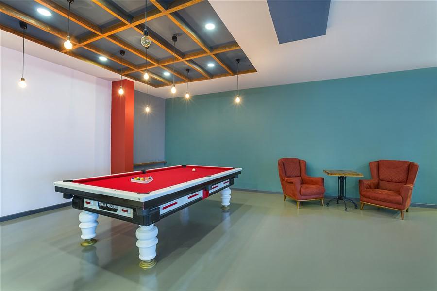 Видовая квартира 1+1 с мебелью в роскошном жилом комплексе - Фото 7