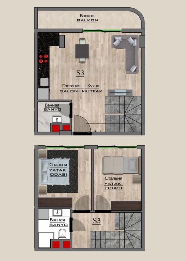Новые квартиры от застройщика - Фото 64
