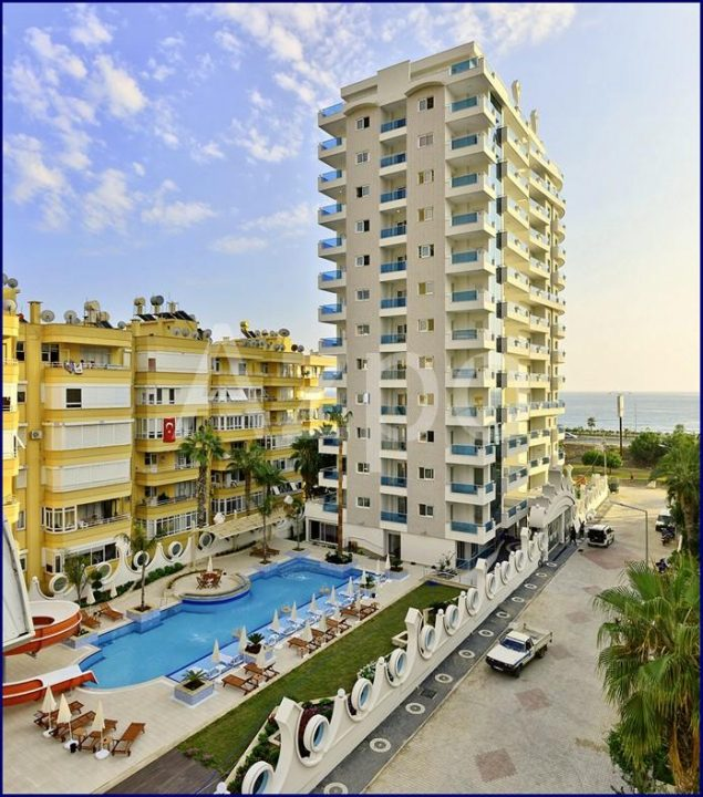Квартира 2+1 в комплексе с собственным пляжем - Фото 5