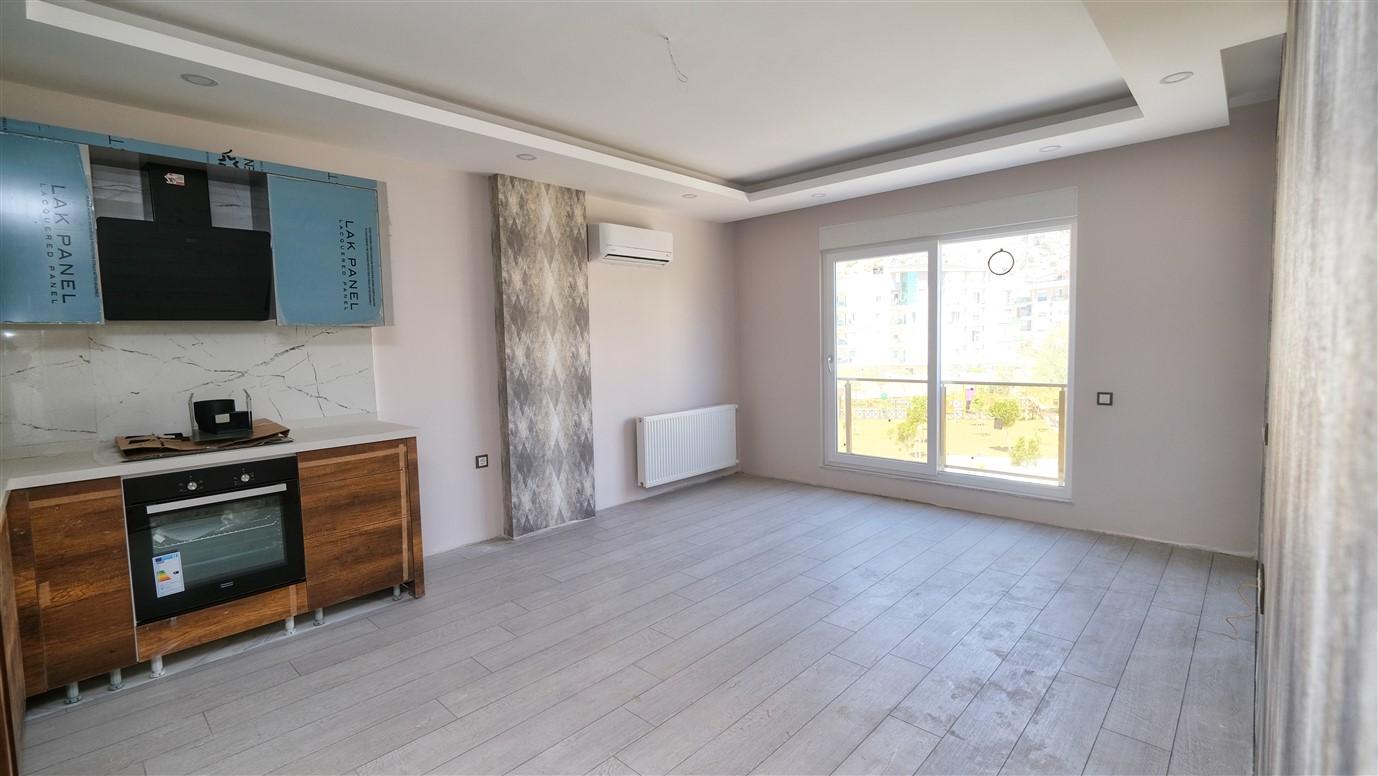 Новая двухкомнатная квартира в районе Коньяалты - Фото 12