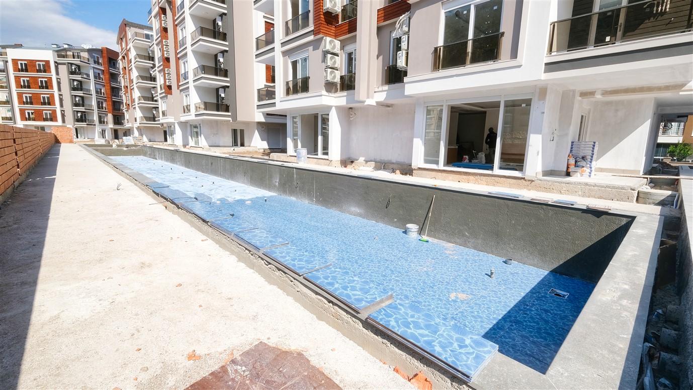 Новая двухкомнатная квартира в районе Коньяалты - Фото 6