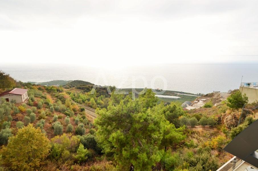 Вилла планировки 4+1 с видом на море - Фото 17