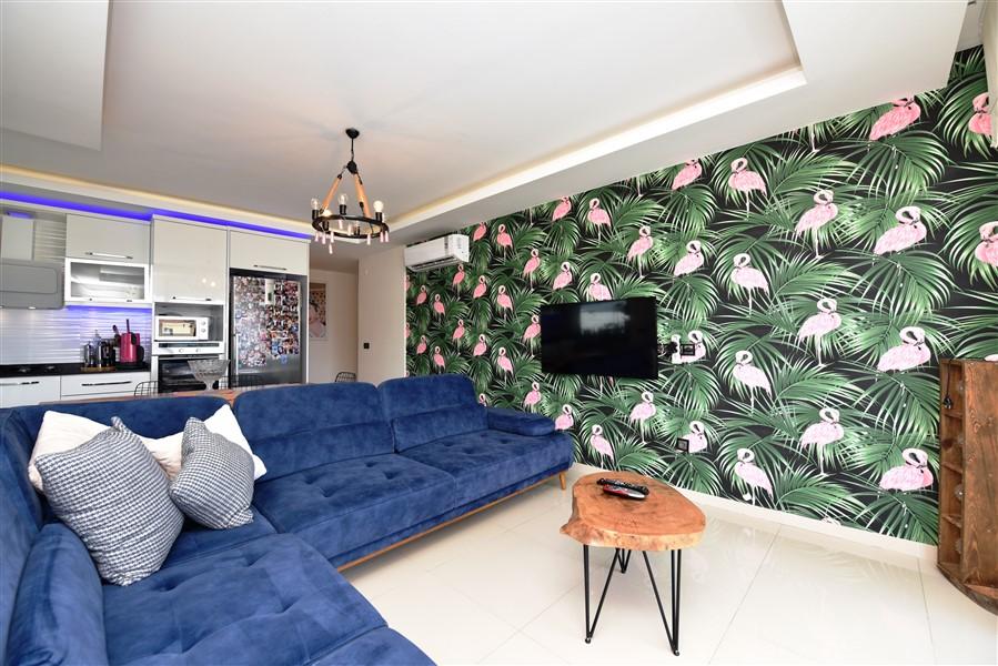 Меблированная квартира 2+1 в комплексе с инфраструктурой - Фото 15