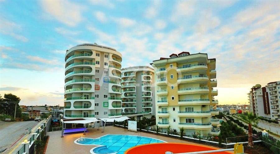 Двухкомнатная квартира в районе Авсаллар - Фото 1